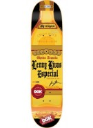 DGK Rivas Faded - Gold/Black -  8.25 - Skateboard Deck