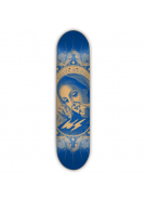 Skate Mental Merry Mary - Blue - 8.0 - Skateboard Deck