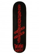Deathwish Matrix Gang Logo - Black/Red -  8.25 - Skateboard Deck