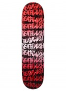 Deathwish Stacks - Red - 8.125 - Skateboard Deck