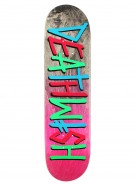 Deathwish D/Spray - Multi Black/Pink - 8.125 - Skateboard Deck