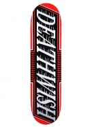 Deathwish Death Kings - Silver/Red - 8.0 - Skateboard Deck