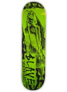 Slave Bass Destruction - Green - 8.25 - Skateboard Deck