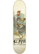 Slave Dodo - Tan - 8.0 - Skateboard Deck