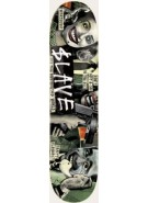 Slave End of the World - Black/Green - 8.375 - Skateboard Deck