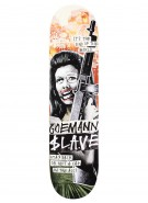 Slave Goemann End of the World - Green/Black/Orange - 8.0 - Skateboard Deck