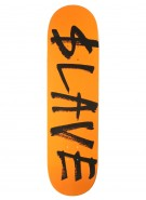 Slave Corporate - Orange - 8.5 - Skateboard Deck