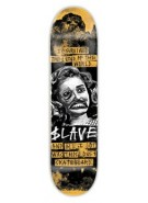 Slave Lousy Survivor - Orange - 8.5 - Skateboard Deck
