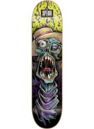 Superior Zombie Neon - Multi - 7.9 - Skateboard Deck