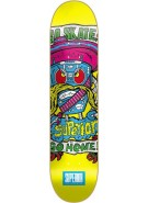 Superior Ratones Pancho - Blue/Yellow - 7.5 - Skateboard Deck