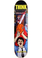 Think Pro Deck The Chainsaw McEntire - 8.0 - Skateboard Deck