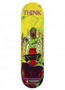 Think Pro Deck Exorcist Fuenzalida - 8.25 - Skateboard Deck