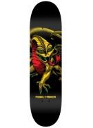 "Powell Blacklight Cab Dragon 3 - 7.625"" - Skateboard Deck"