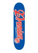 Premium Skateboards Scrawl Blue - 7.75 - Skateboard Deck