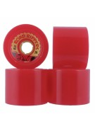 Divine Road Rippers - Red - 75mm - Skateboard Wheels