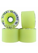 Divine Street Slayers - Green - 72mm - Skateboard Wheels