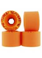 Divine Street Slayers - Orange - 72mm - Skateboard Wheels