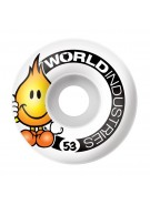 World Industries Flameboy Corporate 51mm, Set of 4 - Skateboard Wheels