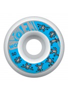 Alien Workshop Keith Haring - Turquoise - 50mm - Skateboard Wheels