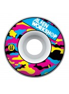Alien Workshop CMYKamo - Camo - 52mm - Skateboard Wheels