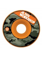 Alien Workshop Flo Camo - Camo - 54mm - Skateboard Wheels