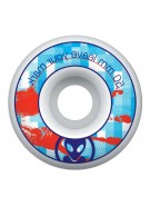 Alien Workshop Leave Your Mark - Blue - 50mm - Skateboard Wheels