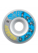 Alien Workshop Crockett Keith Haring - Blue - 53mm - Skateboard Wheels