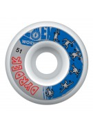 Alien Workshop Dyrdek Keith Haring - Blue - 51mm - Skateboard Wheels