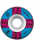 Alien Workshop x Haring Tv Face - Blue - 51mm - Skateboard Wheels