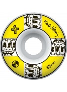 Alien Workshop x Haring Tv Face - Yellow - 53mm - Skateboard Wheels