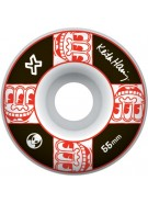 Alien Workshop x Haring Tv Face - Black - 55mm - Skateboard Wheels