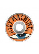 Toy Machine Sect Eye Orange 52mm - Orange - Skateboard Wheels
