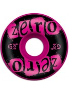 Zero Punk Pink Cult Classic - 52mm - Pink - Skateboard Wheels