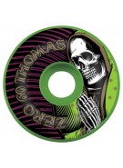 Zero Thomas Our Lady OS  - 60mm - Green - Skateboard Wheels