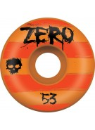 Zero Flagship - 53mm - Orange - Skateboard Wheels