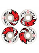Spitfire Bighead 52mm - White - Skateboard Wheels