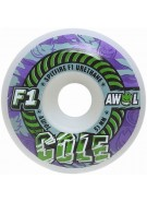 Spitfire F1 Awol Cole Camo - 53mm - Skateboard Wheels
