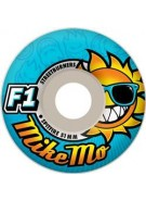 Spitfire Wheels F1 Streetburners Mike Mo Sunhate - 53mm - Skateboard Wheels