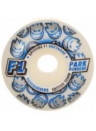 Spitfire Wheels F1 Parkburners - 56mm - Skateboard Wheels