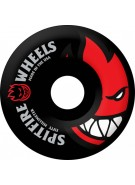 Spitfire Wheels Bighead Black 2 - 50mm - Skateboard Wheels