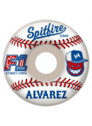 Spitfire Wheels F1SB Alvarez Baller - 50mm - Skateboard Wheels