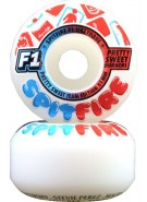 Spitfire Wheels F1SB Pretty Sweet - 51mm - Skateboard Wheels