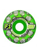 Spitfire Wheels F1 PB Classic - Neon Green - 54m - Skateboard Wheels