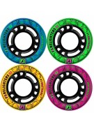 Spitfire Wheels F1 Firelighter Mashup - Multi - 52mm - Skateboard Wheels