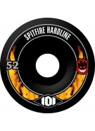 Spitfire Wheels Hardline Classic - Black - 56mm - Skateboard Wheels