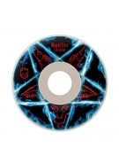 Spitfire Wheels Pentagram - Blue - 53.5mm - Skateboard Wheels