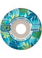 Spitfire Wheels F1SB Ferguson Fire Island - 52mm - Skateboard Wheels