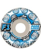 Spitfire Wheels F1 Parkburners - 52mm - Skateboard Wheels