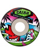 Spitfire Wheels Salba Salbaland - 60mm - Skateboard Wheels