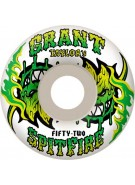 Spitfire Wheels Taylor Salsa Verde - 52mm - Skateboard Wheels